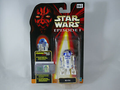 Es1 Star Wars Episode 1 R2-D2 European Card Moc