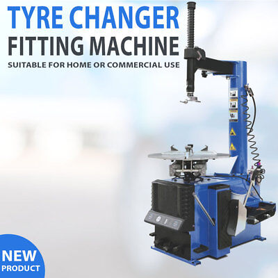 NEW Commercial Tyre Changer Fitting Machine Home Use Motorcycle And Car Rims