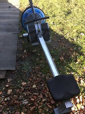 Fluid Technology Water Filled Rowing Machine