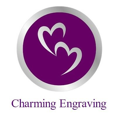 Special Listing for Extra Charges on Charming Engraving Orders Only