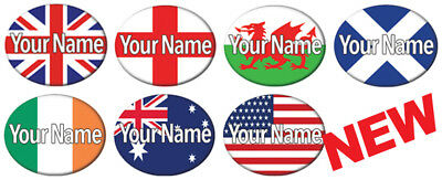 PERSONALISED FLAGS EventClips Bib Clip Number Fasteners SnapLock  EventClip.net