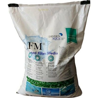 Dryden Aqua AFM Filterglas Grade 2 1,0 - 2,0 mm 21kg Pool Spa