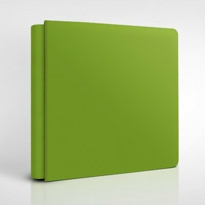 "Quirkii 12x12"" Scrapbook Album Green"