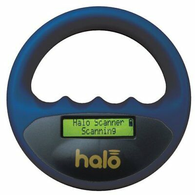 Halo Microchip Scanner Blue