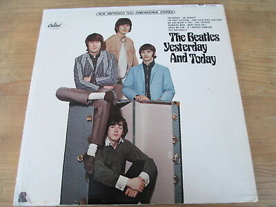 Beatles Yesterday and Today Butcher Cover 2nd State