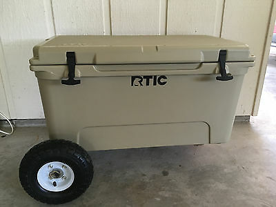Chilly Wheelies - Wheel Kit for RTIC 45 QT Cooler