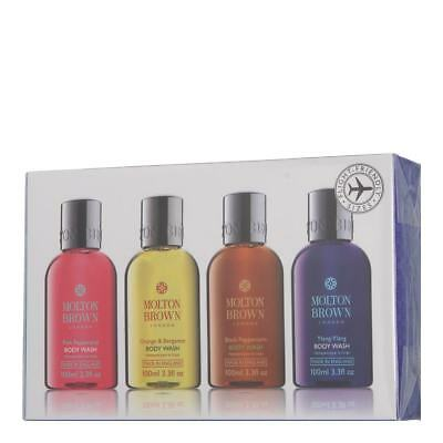 Molton Brown Body Care Travel Body Wash - Set