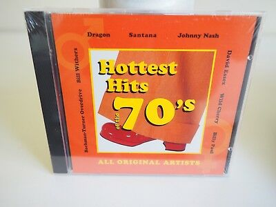 Hottest Hits of the 70s - Various Artists - Cd! Brand New! Bargain Price!