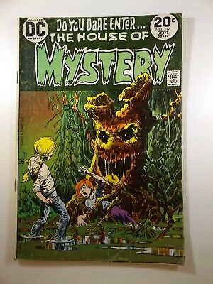 The House of Mystery #217 Classic DC Horror! Beautiful VG- Condition!!