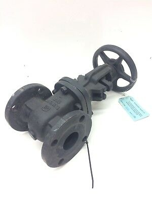 "Milvalco 2"" Gate Valve Cast Iron 2885-M26"