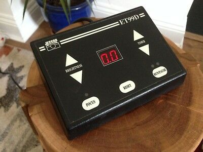 Jessop ET99D Electronic Darkroom Timer - fully working good condition