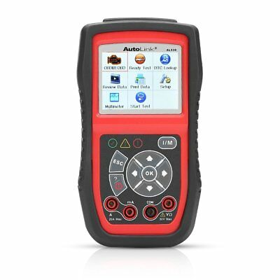 Autel AL539 OBD2 Scanner Car Code Reader 12V Automotive Circuit Tester Scan Tool
