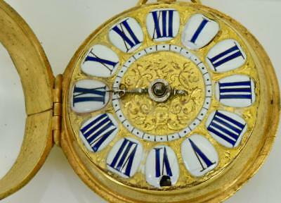 Here it is! The ULTIMATE Single Hand Verge Fusee Oignon watch for Louis XIV