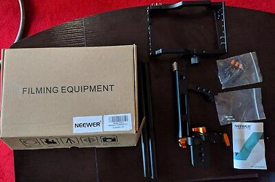 Neewer DSLR Video Cage Kit Handle Sony A7 A7S A7SII A7R A7RII A7II A6000 GH3/4
