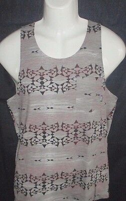 8205323e54f16 MENS VANS TANK Top T-Shirt Size S -  15.95