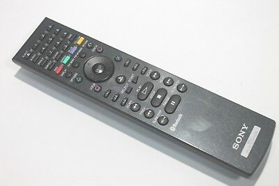 Sony Playstation BD Remote Control CECHZR1U With Bluetooth Black No Battery Leak