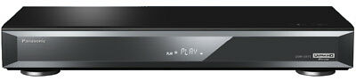 Panasonic UHD 3D Blu-ray Player - DMR-UBT1GL-K