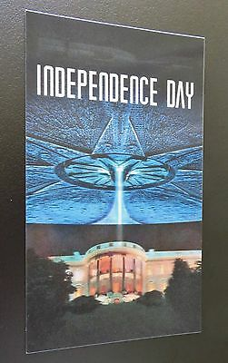 3D Card ID4: Independence Day Movie- Will Smith/Jeff Goldblum
