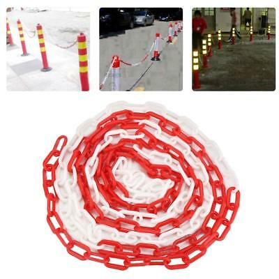 Plastic Road Block Barrier Warning Chain for Traffic Crowd Parking Control new