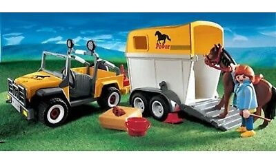 Playmobil 3249 Equine Transporter. PLAYMOBIL®. Used, Excellent Condition