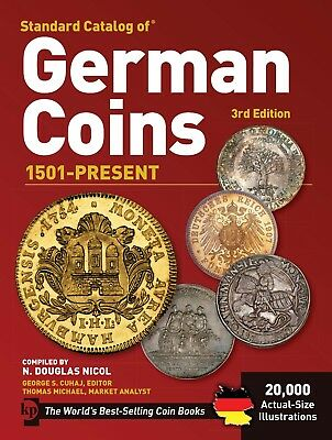 Standard Catalog of German Coins 1501 to Present 3rd Edition Catalog