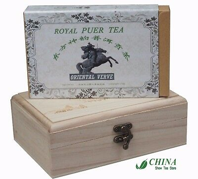 The Most Expensive Chinese Puer Tea * ROYA PUER TEA  * oriental verve puer tea