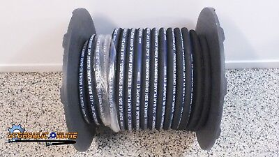"Hydraulic Hose 3/4"" Two Wire 50 Meters SAE100R2-12 MSHA EUROPEAN MADE 3118 PSI"