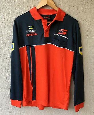 Supercars V8's Official Shirt from Phillip Island SuperSprint 2016 as new Size S