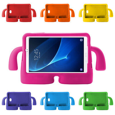 "Kids Shockproof Foam Cover Case For Samsung Galaxy Tab 3 Lite 4 E A 7"" 9.6 10.1"""