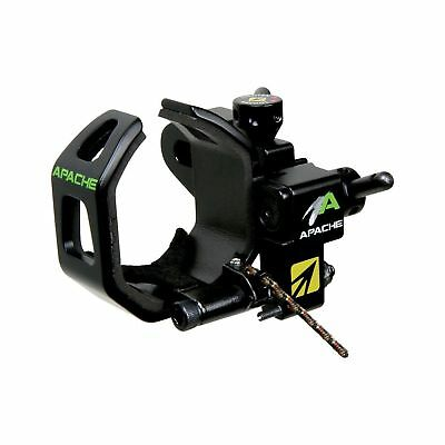 Black NAP Apache Drop Away Arrow Rest for Compound Bow Hunting and Archery