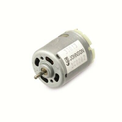 Gleichstrommotor JOHNSON ELECTRIC 33013, Ø 27mm, 1,5...12V/DC, Achse 8x2,3mm