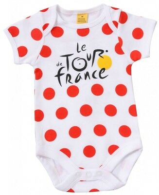 Le Tour de France King of the Mountains Baby Bodysuit - 2018 - Official Product