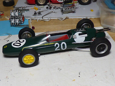 1/24 Lotus Mark 25 Will's Finecast Southeastern Finecast built