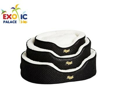 Lettino Per Cane Agui Diamond Bed Cuccia Ovale Cuccetta Interno Top Quality Dog