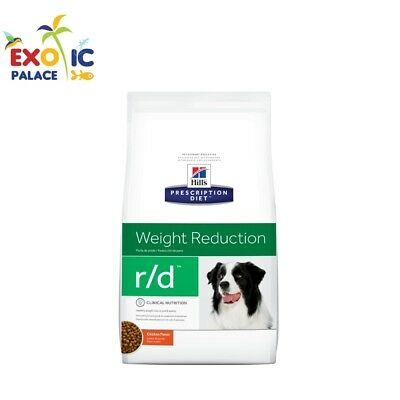 HILL'S WEIGHT REDUCTION R/D 1,5 kg CROCCHETTE CIBO SECCO ALIMENTO PER CANE DIETA