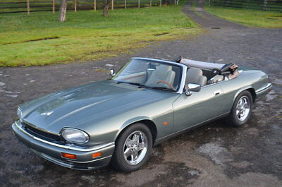 Jaguar XJS convertible TUNNING 27023 mile 4.0 6 cyl XJS CONVERTIBLE