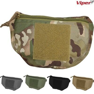 Viper Scrote Tactical Sports Vest Pouch Utility Holder Army Webbing Airsoft