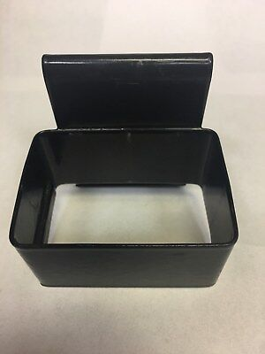 Law Enforcement Supply MX5000 Porta Clips without cutout USED