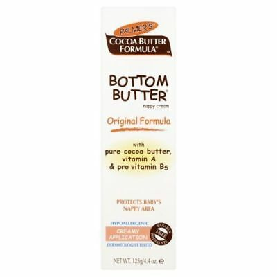 Palmers Cocoa Butter Formula Bottom Butter Nappy Rash Cream 125g uk seller