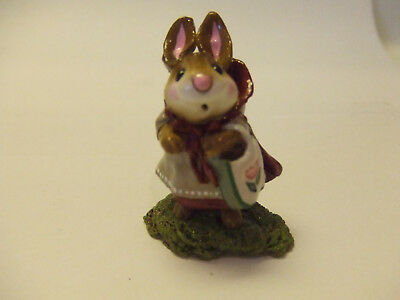 WEE FOREST FOLK A.P.. 1992 windy  day pre owned mint
