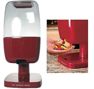 Candy Dispenser Motion Activated by The Sharper Image - NEW Fact Packaged FREE S