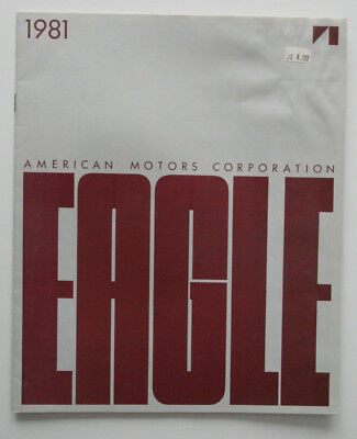 AMC EAGLE 1981 dealer brochure - English - Canada ST1002000218