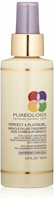 Pureology Perfect 4 Platinum Miracle Filler Treatment 4.9 fl oz