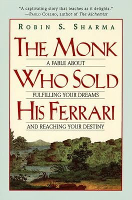 The Monk Who Sold His Ferrari by Robin Sharma Ebook PDF Free Shipping