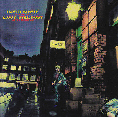 David Bowie - The Rise And Fall Of Ziggy Stardust And The Spiders From Mars (CD)