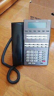 NEC DSX 22B (22 Button) Display Speakerphone 1090020 DX7NA-22BTXH PRE-OWNED