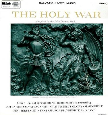 The Salvation Army (2) - The Holy War (Vinyl)