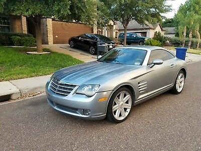 2005 Chrysler Crossfire LIMITED 2005 chrysler crossfire limited