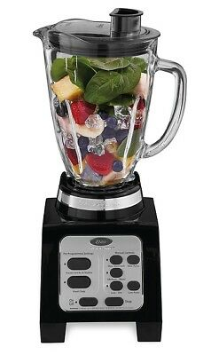 Oster 7-Speed Fusion Blender Ice Crusher Smoothie Maker Raw Food Chopper Mixer