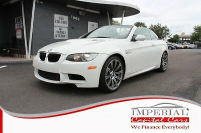M3 Convertible 2D 2011 BMW M3 for sale!